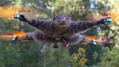 chat-drone